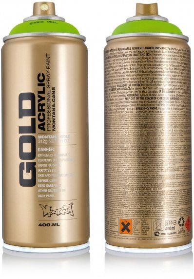 Gold 400ml Plus One Extra Cap Free With Every Can Alfreshco
